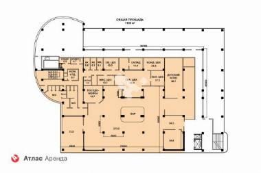Аренда банкетного зала 1200 м² в Одессе на Черняховского | Hiworking.com