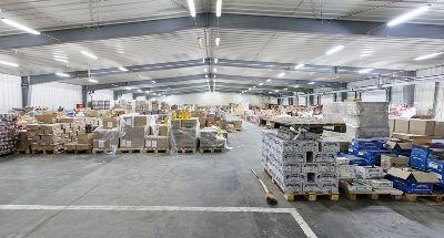 Коммерческая недвижимость склада, ангара 3420 м² в Кривом Роге на Лозоватская | Hiworking.com