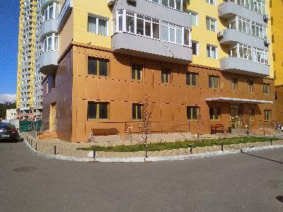 Коммерческая недвижимость ресторана, кафе, бара 82 м² в Киеве на Юрия Кондратюка | Hiworking.com