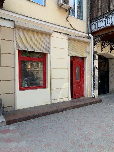 Коммерческая недвижимость кофейни 80 м² в Одессе на Екатерининская | Hiworking.com