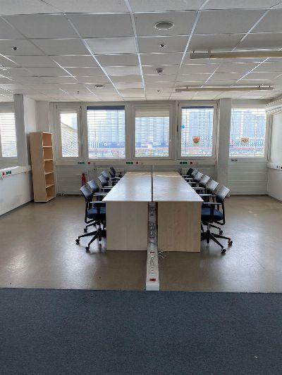 Коммерческая недвижимость офиса 1000 м² в Киеве на Григоренко | Hiworking.com