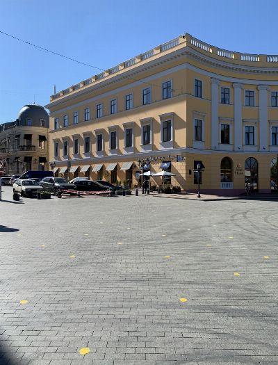 Аренда  коммерческого помещения 300 м² в Одессе на Приморский Бульвар | Hiworking.com