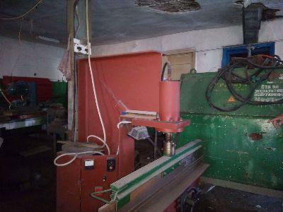 Коммерческая недвижимость склада, ангара 778 м² в Днепре на Нигояна Проспект | Hiworking.com