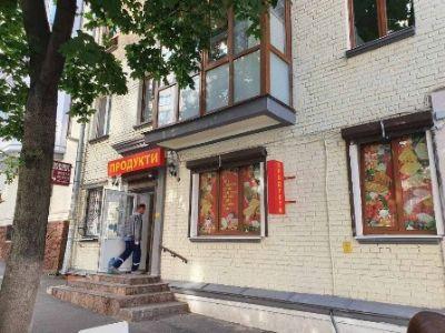 Коммерческая недвижимость кофейни 40 м² в Киеве на Гончара | Hiworking.com