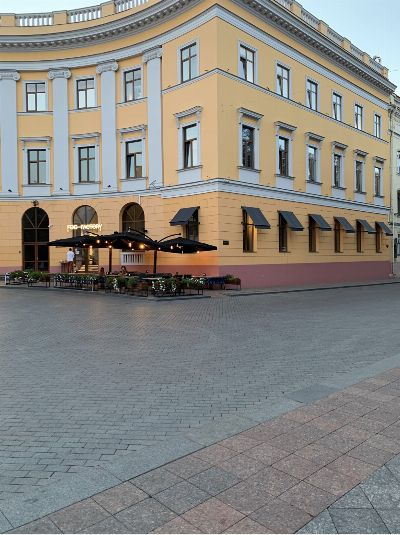 Коммерческая недвижимость кофейни 300 м² в Одессе на Приморский Бульвар | Hiworking.com