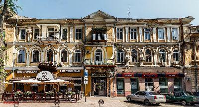 Продажа  коммерческого помещения 485 м² в Одессе на Жуковского | Hiworking.com