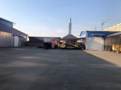 Продажа готового бизнеса 1800 м² в Киеве на Полевая | Hiworking.com