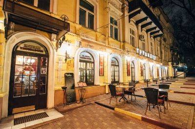 Продажа ресторана, кафе, бара 273 м² в Одессе на Жуковского | Hiworking.com